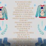 Zimowe zabawy klasy 3