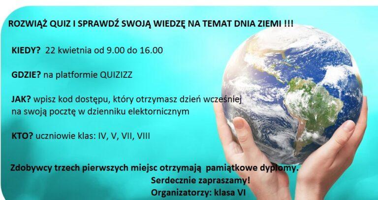 Quiz ekologiczny