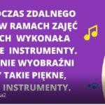 Instrumenty muzyczne klasa 2
