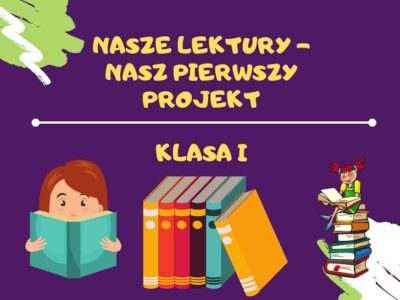 Nasze lektury… – Klasa 1